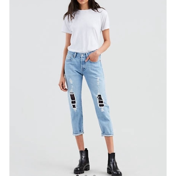 059ba17542 LEVI S Made   Crafted 501 Tapered Jeans Cropped. NWT. Levi s.  M 5c5724e304e33d76033c6d9d. M 5c5724ee4ab633dfc6d9a632.  M 5c5724fe534ef9c167b1c5a6